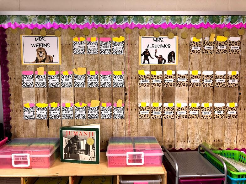 sol test prep fun center jumanji teacher third grade classroom
