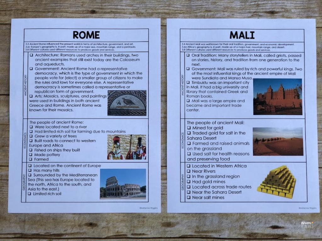 va sol study guides 3rd grade